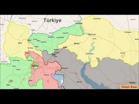FIRAT KALKANI OPERASYONU /Operation Euphrates Shield
