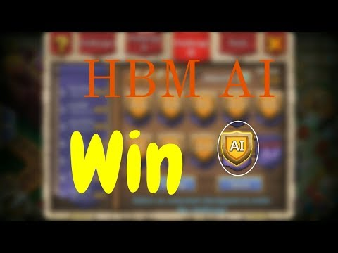 HBM AI Win L Castle Clash