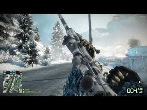 Battlefield Bad Company 2 | Multiplayer Gameplay | 2017 | Old Games Reunited