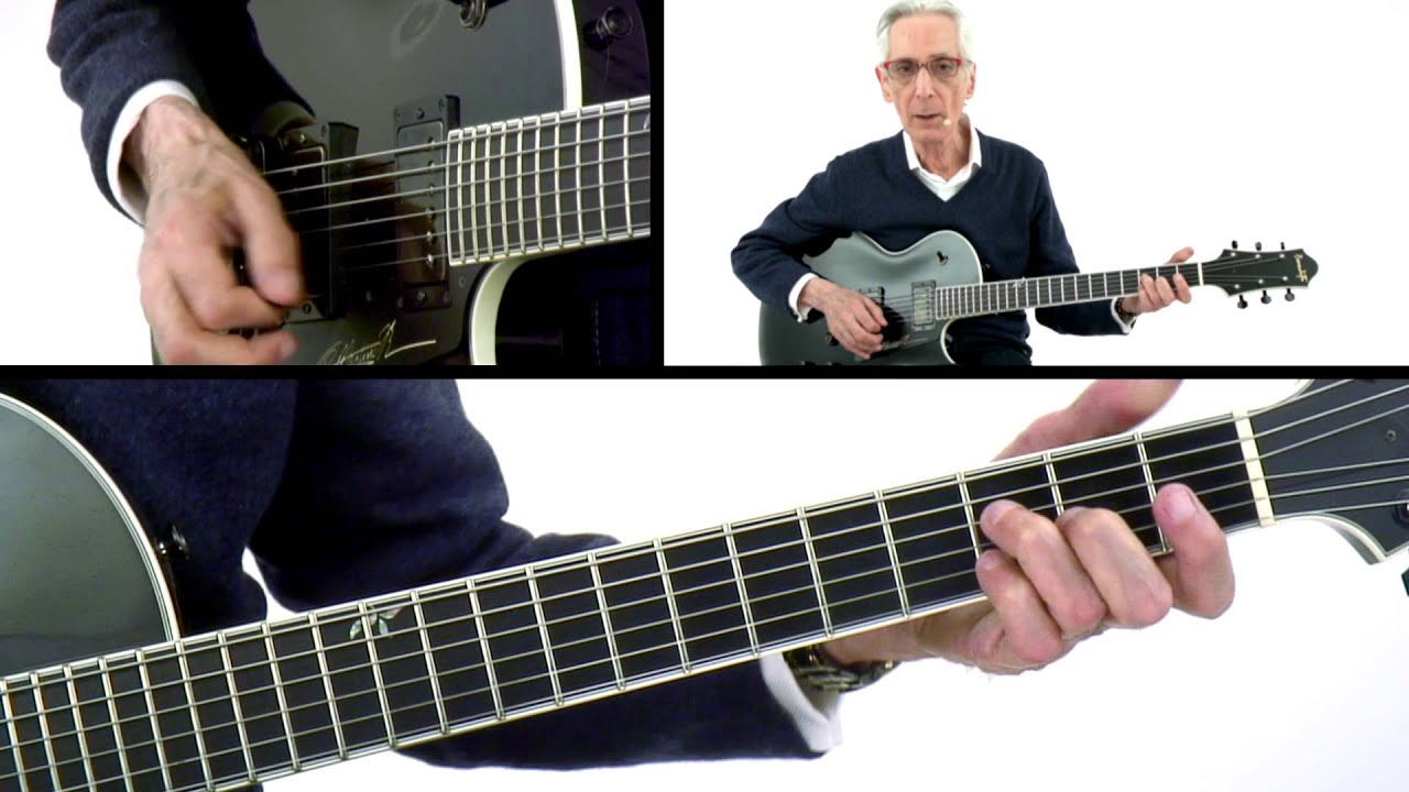 Pat Martino Guitar Lesson: G7 Improv: Minor Form - The Nature of ...