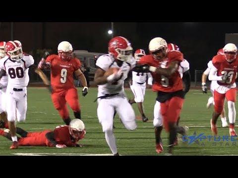 High School Football Highlights || 🔥🔥 Alexander Wilson