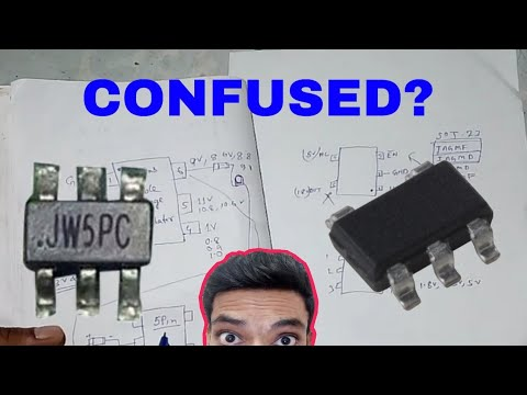 led chip diagram 6 pin ic and 5 pin ic confusion youtube  6 pin ic and 5 pin ic confusion youtube