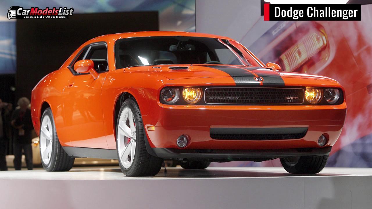 All Dodge Models   Full list of Dodge Car Models ...
