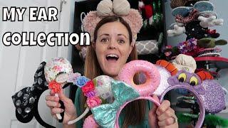 Jenna's Disney Ear Collection Part 3 - Magical Mondays #89 - Disney Minnie Ear Collection 2019
