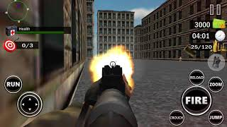 Secret Commando Agent Front-line Mission Duty Dog / Android Game / Game Rock