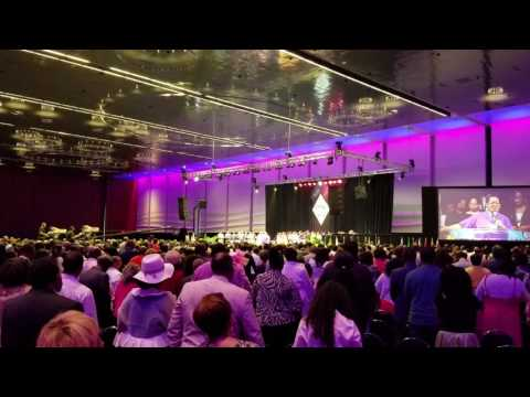 Bishop Tutai Pere - 2016 #PAWinc Summer Convention