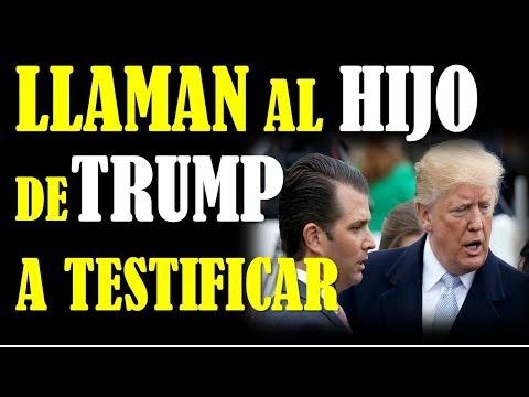ULTIMA HORA EEUU 12 JUNIO 2019 | HIJO DE TRUMP ES LLAMADO A TESTIFICAR! ULTIMAS NOTICIAS! HOY EEUU!