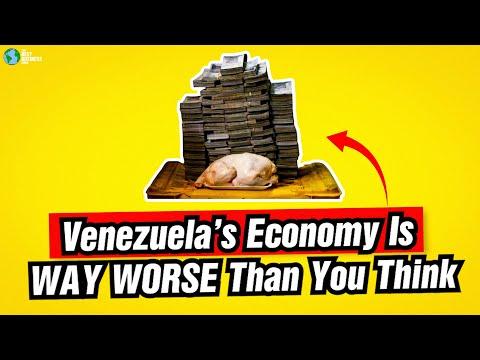 Venezuela's hyperinflation is CRAZY