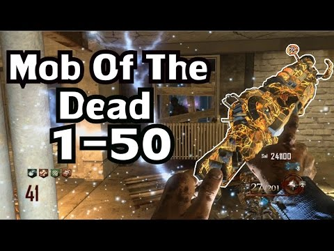 mob of the dead rounds 1 - 50 + Setup