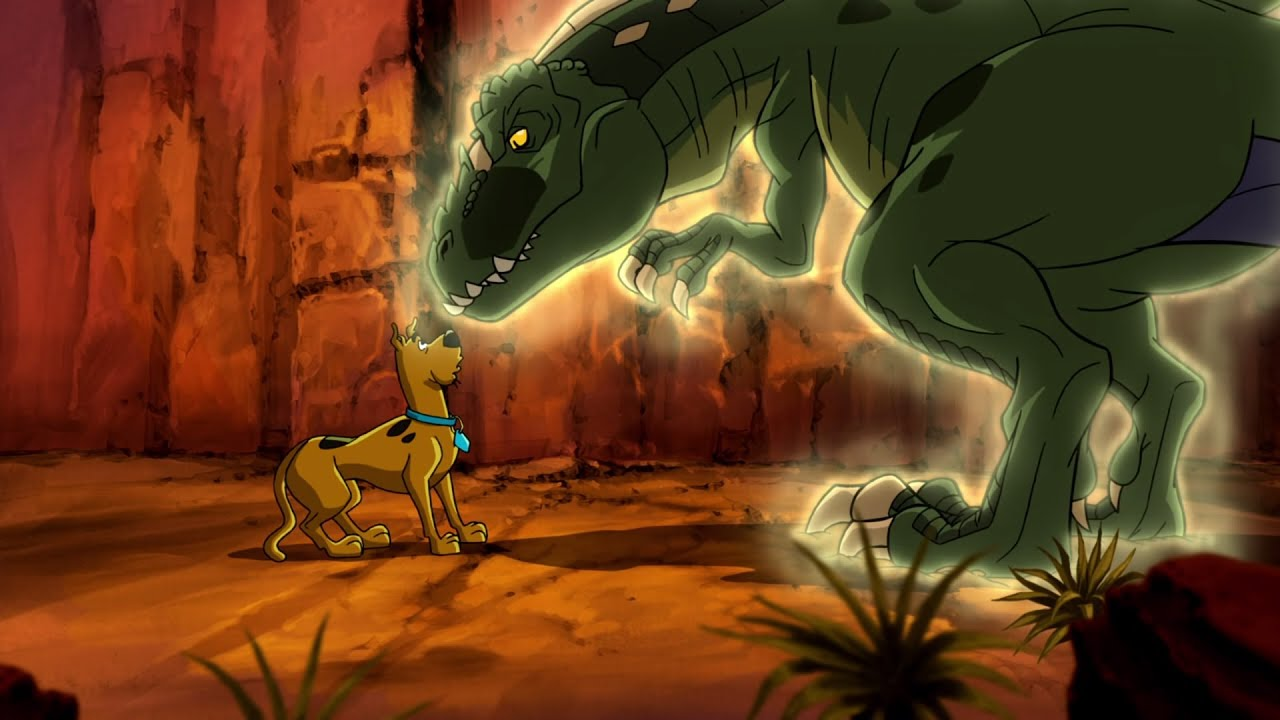 Download Attack Of The Phantosaur - Scooby-Doo! Legend Of The Phantosaur