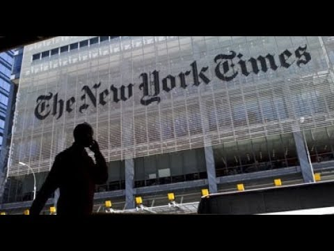 NYT admits exclusive climate change report was fake news – Lionel