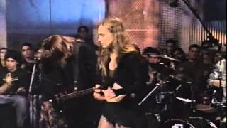 Fiona Apple: In Session at W54th : Criminal & Never is a promise Live