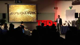 The Personal Brand of You | Rob Brown | TEDxUoN
