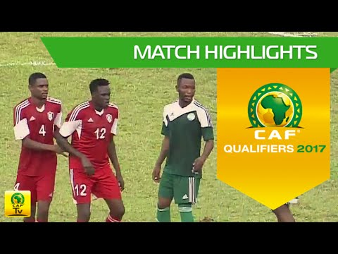 Sierra Leone vs Sudan  Africa Cup of Nations Qualifiers 2017