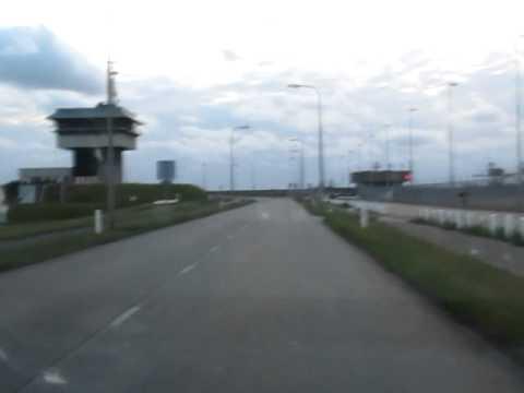 Sluizenroute Noordzeekanaal