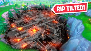 Tilted Towers DESTROYED! (RIP)