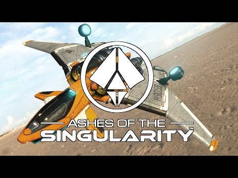 Ashes Of The Singularity - (Campaign Lets Play Ep5 Gameplay Impressions)