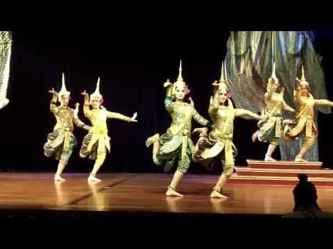 KHMER ARTS ENSEMBLE (2)-PHNOM PENH