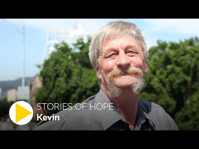 Kevin's Story of Hope | Portland Rescue Mission