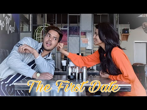 The First Date - Ft. Ishita || Zeeshan Khan || Red Entertainment Production