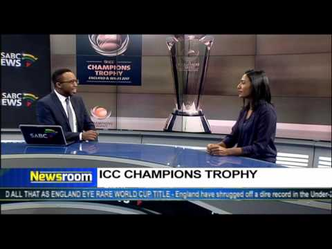 Newsroom: ICC Champions Trophy