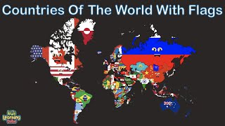 Download Countries Of The World With Flags/Countries Of The World Song Mp3 and Videos