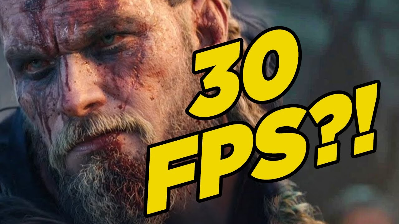 Assassin's Creed Valhalla CONTROVERSY - 30FPS On Xbox SX?! thumbnail