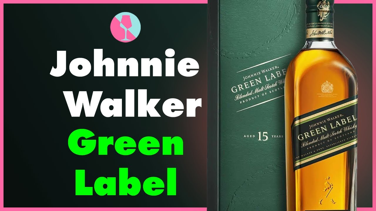Johnnie Walker Green Label | Blended Scotch Whisky Review