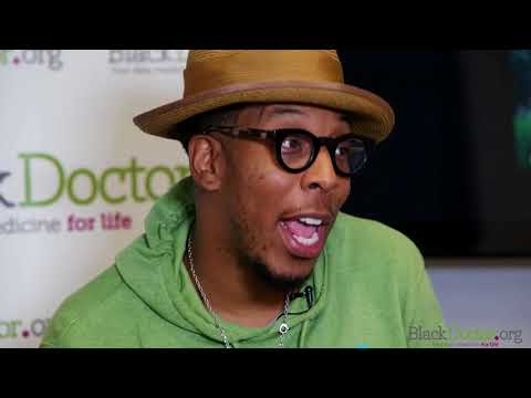 Deitrick Haddon Opens Up About His Marriage & More for BlackDoctor.Org