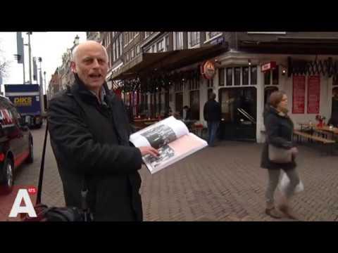 Nooit eerder vertoonde foto's van Amsterdam tijdens Tweede Wereldoorlog gevonden