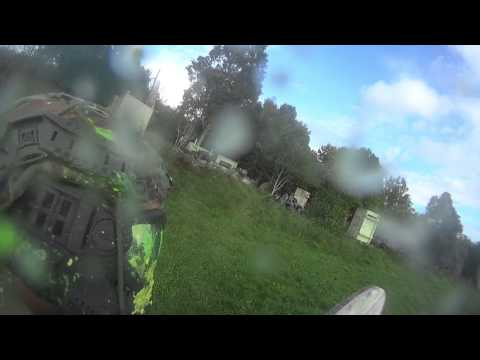 """HARD-SPORTS """"Paingame"""" 3rd Person Paintball Slowmotion"""