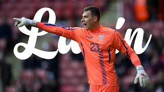 Andriy Lunin - Welcome to FC Leganes - AMAZING SAVES