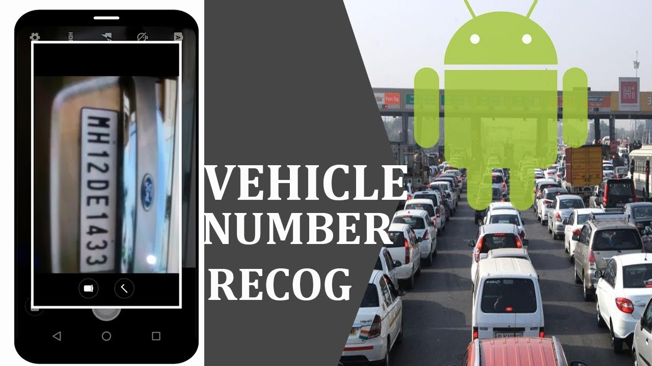 Vehicle Number Plate Recognition using Android