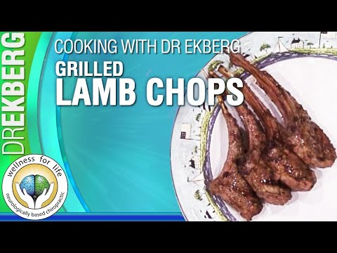 Grilled Lamb Chop Recipe - Super Easy, Healthy, Quick And Yummy For Dinner Or Lunch