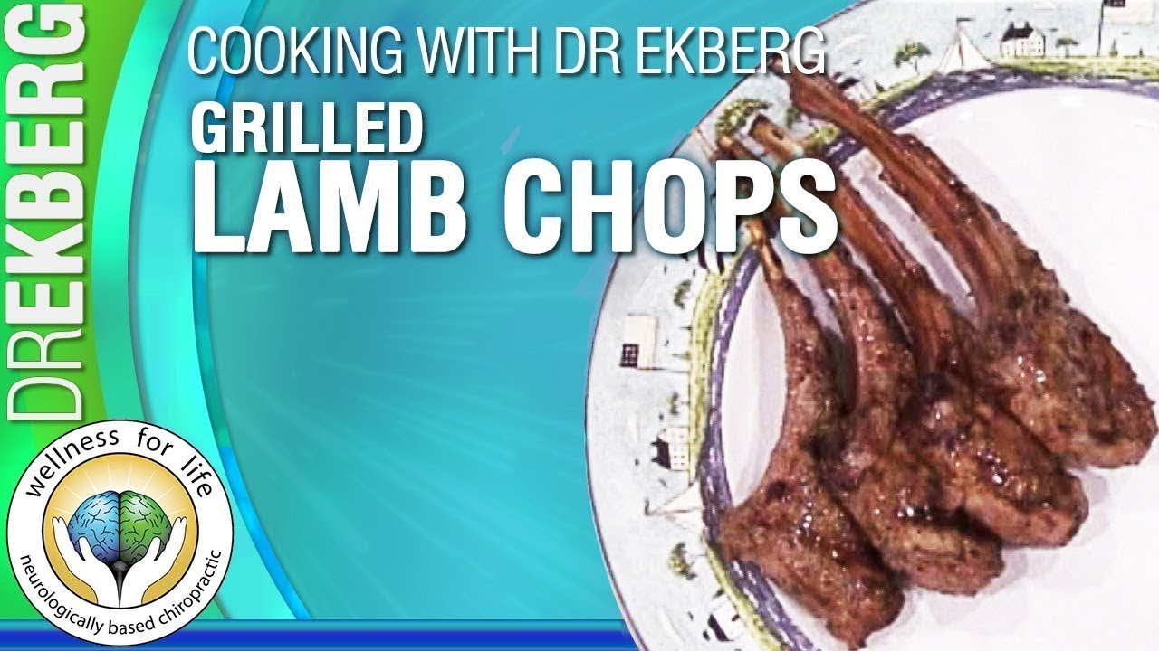 Grilled Lamb Chop Recipe - Super Easy, Healthy, Quick And Yummy For ...