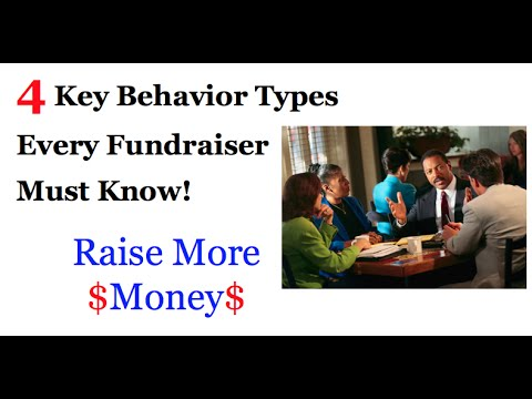 Raise More Money! . . . 4 Must Know Tips on Reading People (Fundraising)