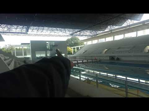 TEASER VLOG AT AQUATIC STADIUM