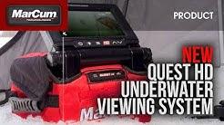 New MarCum® Quest HD Underwater Viewing System
