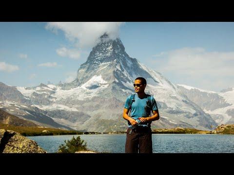 Climbing Matterhorn, Hornli Ridge, HD