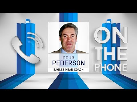 Eagles HC Doug Pederson Talks Wentz Status & More w/Rich Eisen | Full Interview | 5/23/18