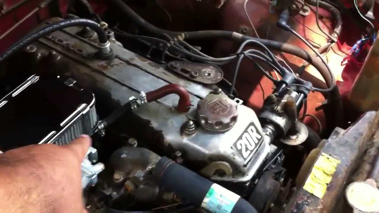 how to install a weber carburetor youtube 1979 toyota corolla engine diagram 1989 toyota corolla engine diagram