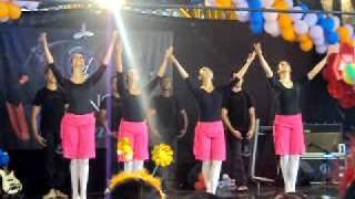 ballet- alunos da Escola profetas da dança 2010