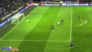 Zlatan vs Anderlecht LDC Octobre 2013