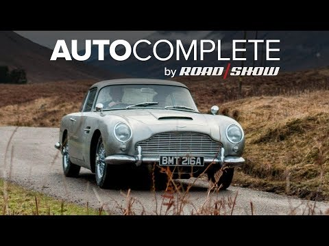 AutoComplete: Aston Martin will sell you a...
