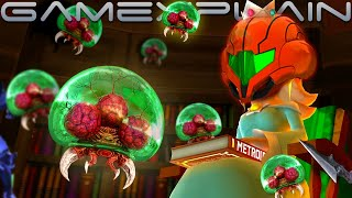 Metroid Story Recap - EVERYTHING You Need To Know Before Metroid Dread (Video Game Video Review)