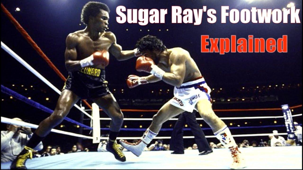 sugar ray leonard diet