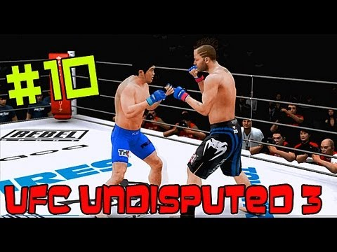UFC Undisputed 3 | Прохождение КАРЬЕРЫ | Часть 10