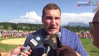 Interview Joel Wicki | 99. Luzerner Kantonales Schwingfest 2018