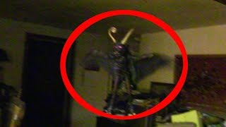 Pope Lick Monster Caught On Camera / Jersey Devil Sighting / Kentucky Goat Man NEW 2016