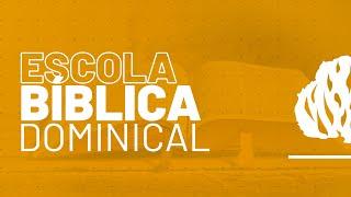 EBD (Santa Ceia) - Rev. Marcelino Melo - 02/05/2021